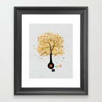 Sounds Of Nature Framed Art Print