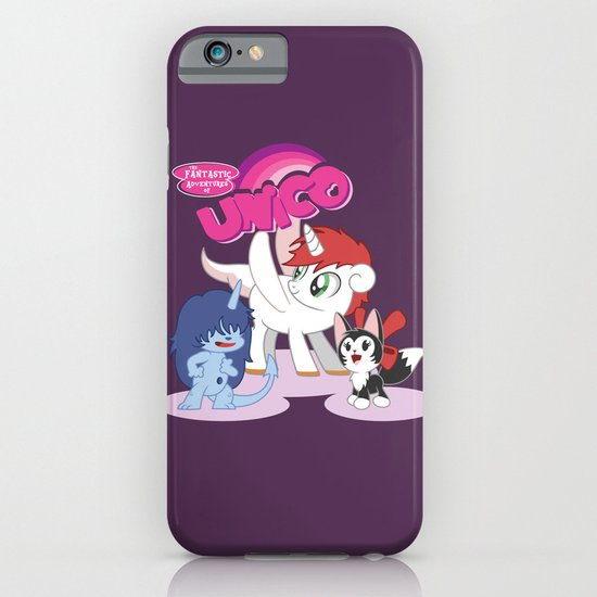 My Little Unico iPhone & iPod Case