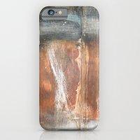Wood Texture #2 iPhone 6 Slim Case