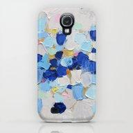 Amoebic Party No. 2 Galaxy S4 Slim Case