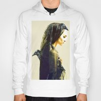 The carrier of ravens Hoody