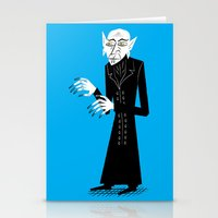 The Halloween Series - Nosferatu Stationery Cards