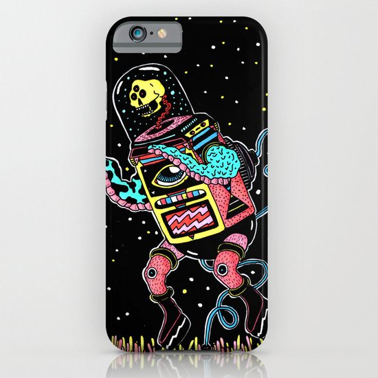 lo de adentro iPhone & iPod Case