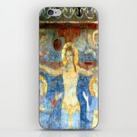 Christ On The Cross Fres… iPhone & iPod Skin