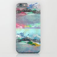 iPhone Cases featuring Gale Force Winds by Tyler Spangler