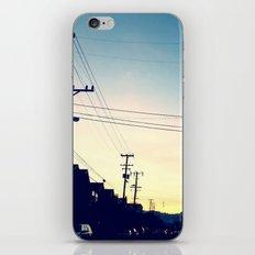 Heart Strings iPhone & iPod Skin
