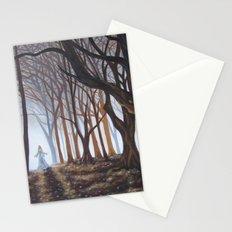 Dark Forrest Stationery Cards