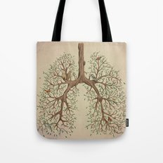 Breathe! Tote Bag