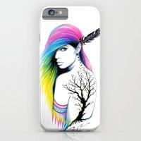 -Stadt Indianer- iPhone 6 Slim Case