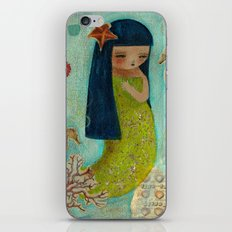 A Little Mermaid iPhone & iPod Skin