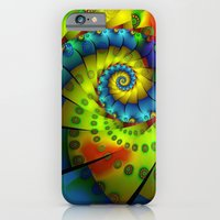 iPhone Cases featuring Amusements by 21citrouilles