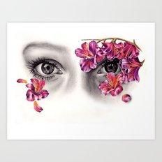 This Night Has Opened My Eyes Art Print