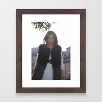 Fashion 3 Framed Art Print