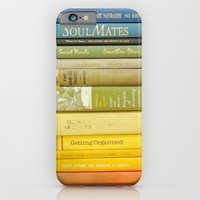 iPhone & iPod Case featuring Rainbow Library by Sarajea