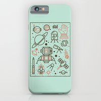 iPhone & iPod Case featuring Cosmic Frontier  by Josh Ln