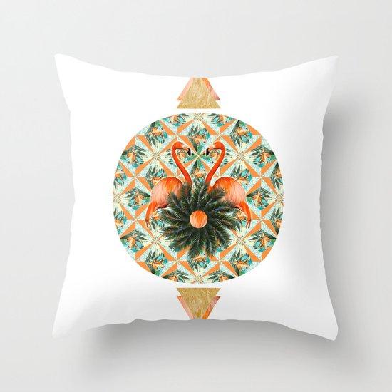 ▲ MOLOKAI ▲ Throw Pillow
