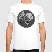 Imperial Walker AT-AT Ba… Mens Fitted Tee White SMALL
