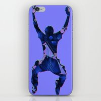 More Than a Conqueror iPhone & iPod Skin