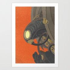 SongBird - BioShock Infinite Art Print