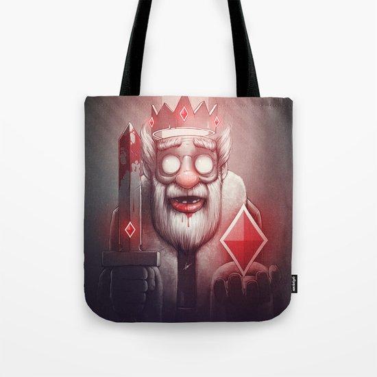 King of Doom Tote Bag