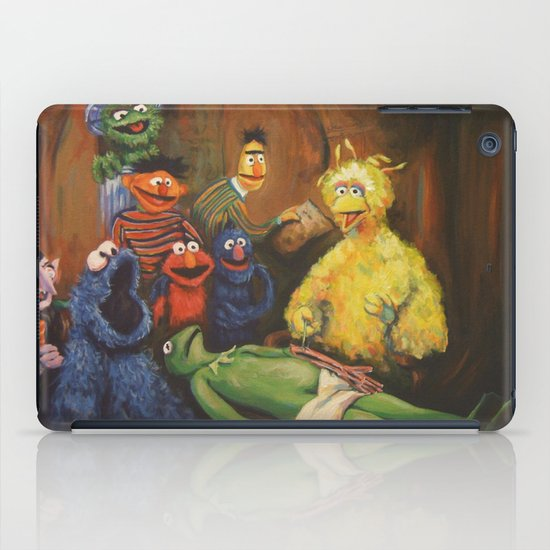 The Anatomy Lesson of Dr. Bird iPad Case