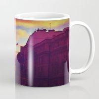 London Sunset Mug