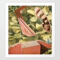 Goofbutton Collaboration… Art Print