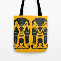 Raise yr Hands Tote Bag