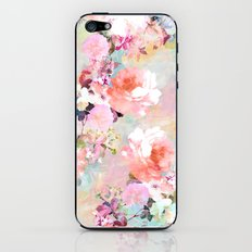 Love Of A Flower iPhone & iPod Skin