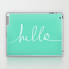 Hello x Mint Laptop & iPad Skin