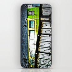 Ghost Train iPhone & iPod Skin