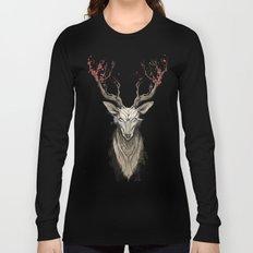 Deer tree Long Sleeve T-shirt