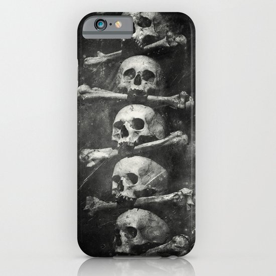 Once Were Warriors VI. iPhone & iPod Case