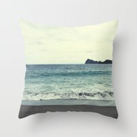 Horizontal Throw Pillow
