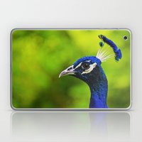 Pretty as a Peacock I Laptop & iPad Skin