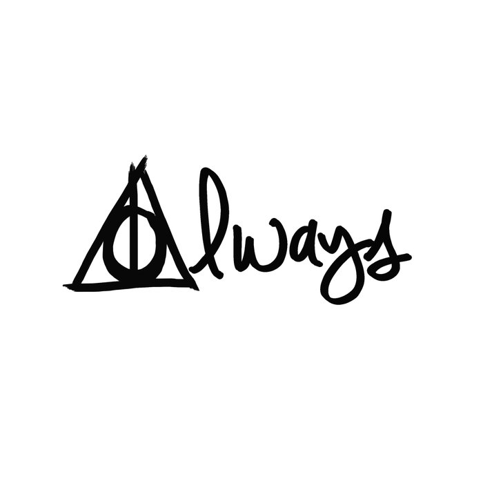 deathly hallows always - photo #2