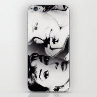 Timeless Dilemma [Consideration] iPhone & iPod Skin