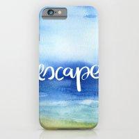 Escape [Collaboration with Jacqueline Maldonado] iPhone 6 Slim Case