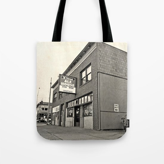 Neighborhood pub Tote Bag