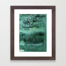 Impossible Landscape  Framed Art Print