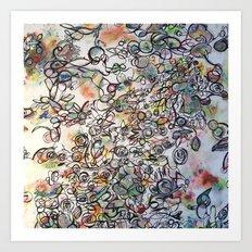 M Train Daydream Art Print
