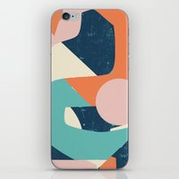 Dreamy Reactions iPhone & iPod Skin