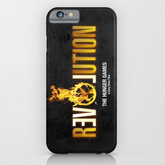 Hunger Games - Revolution iPhone & iPod Case