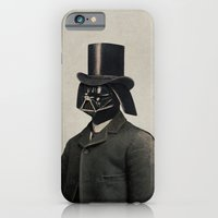 Lord Vadersworth (square format)  iPhone 6 Slim Case