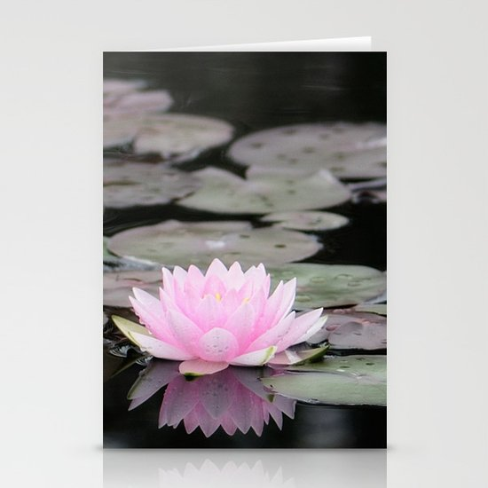 The Lily Pad Stationery Card