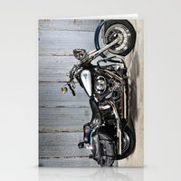 Heritage Softail Stationery Cards