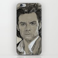Aidan Turner: Poldark iPhone & iPod Skin