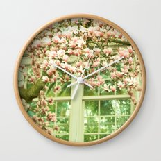 Rear Window Wall Clock
