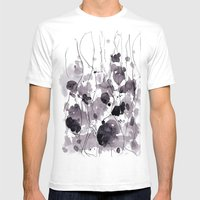 I 1 Mens Fitted Tee White SMALL