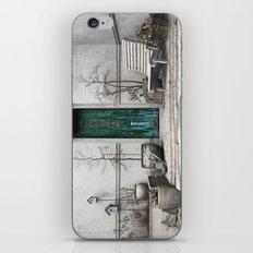 Winter Garden iPhone & iPod Skin